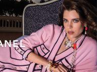 Charlotte Casiraghi : Mannequin sublime pour Chanel, sous le soleil de Monaco