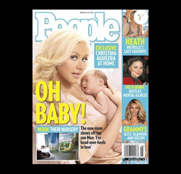 Million dollar babies... Des sommes indécentes pour les bébés de stars en couverture des magazines US !