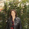 """Exclusif - Anne Roumanoff au dernier """"Déjeuner d'Eté"""" au restaurant Le Récamier à Paris, le 29 août 2020. © Jack tribeca / Bestimage"""