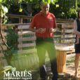 """Matthieu et sa famille dans """"Mariés au premier regard 2021"""", le 15 mars, sur M6"""