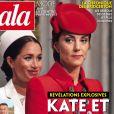 """Couverture du dernier numéro du magazine """"Gala"""", paru le 11 mars 2021"""