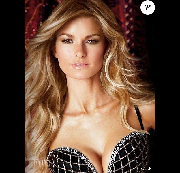 Marisa Miller pour la campagne Victoria's Secret avec son soutien-gorge à 3 millions de dollars