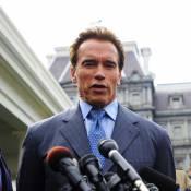 Arnold Schwarzenegger : En politique, il est très mal élévé ! Grossier, on pourrait dire...