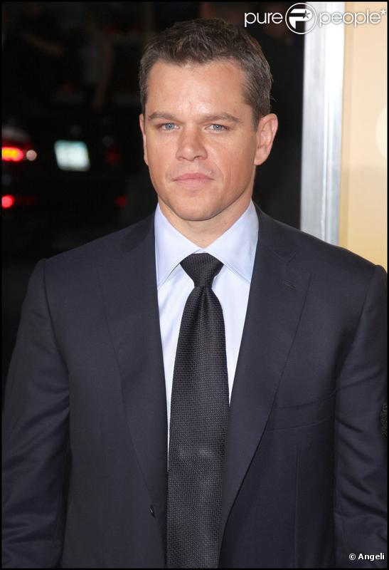 Matt Damon - Photo Gallery