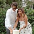 Ashley Tisdale, enceinte, et son mari Christopher French révèlent le sexe de leur bébé.