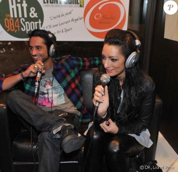 Léo et Emilie, plus amoureux que jamais, ont répondu aux questions de Laurent Argelier pour Hit & Sport.