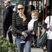 Jessica Alba : Inséparable de sa fille Honor, elles préparent ensemble leur nuit d'horreur...