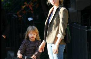 Matilda Ledger, la fille de Heath Ledger : Une adorable chipie... qui fait courir sa jolie maman !