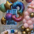 True Thompson, la fille de Khloé Kardashian et Tristan Thompson, a fêté ses 3 ans le 12 avril 2021.