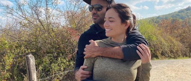 Tony Parker et Alizé Lim enlacés : le couple affiche son amour pour une grande soirée