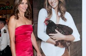 Elizabeth Hurley : sa meilleure amie ?...Une poule de luxe ! la preuve...
