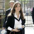 Kate Middleton lors de sa remise de diplôme à l'Université St Andrews, en Ecosse.