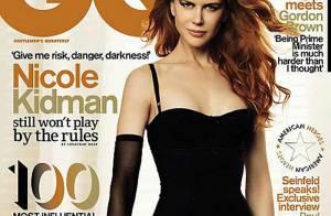 Nicole Kidman vraiment sexy en body et bas en latex... raconte sa période Tom Cruise. Croustillant !