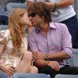 Nicole Kidman et son mari Keith Urban.