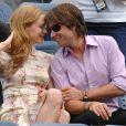 Nicole Kidman très amoureuse de Keith Urban.
