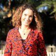 Marie-Sophie Lacarrau rend visite aux équipes locales de TF1 ( Nice et Corse) avant sa prise de fonction du JT de TF1 le 4 janvier 2021. Nice le 18 novembre 2020. © Frantz Bouton / Nice Matin / Bestimage