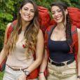 """Rose-Marie et Cinzia candidates de """"Pékin Express"""", photo officielle sur M6"""