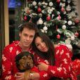 Louis Ducruet et sa femme Marie sur Instagram, décembre 2020.