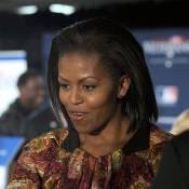 Michelle Obama autorise la télé... à piller son jardin à la Maison Blanche !