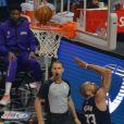 Nicolas Batum lors du match Los Angeles Lakers - Los Angeles Clippers au Staples Center. Los Angeles, le 6 mai 2021.