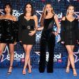 "Jesy Nelson, Leigh-Anne Pinnock, Jade Thirlwall, Perrie Edwards, Little Mix - Soirée de la 2e édition ""The Global Awards 2019"" à Londres."