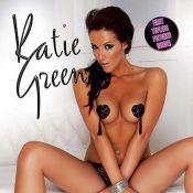 La belle Katie Green en petite tenue... l'ex-égérie Wonderbra vous souhaite déjà... une bonne année !