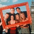 Matthew Perry, Matt Leblanc, Courteney Cox, David Schwimmer, Lisa Kudrow et Jennifer Aniston.