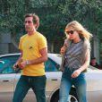 Chloë Sevigny et son nouveau boyfriend, à Los Angeles