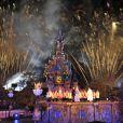 Illumination à Disneyland Paris pour Noël