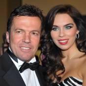 Lothar Matthäus, 48 ans : Sa femme Liliana, mannequin ukrainien de 22 ans, est d'une beauté foudroyante !