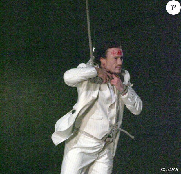 Heath Ledger dans le film