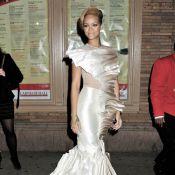 Découvrez Rihanna : Elle est élue la femme la plus Glamour de l'année devant les ravissantes... Iman Bowie et Stella McCartney !