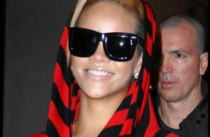Rihanna va mieux et se lâche  :