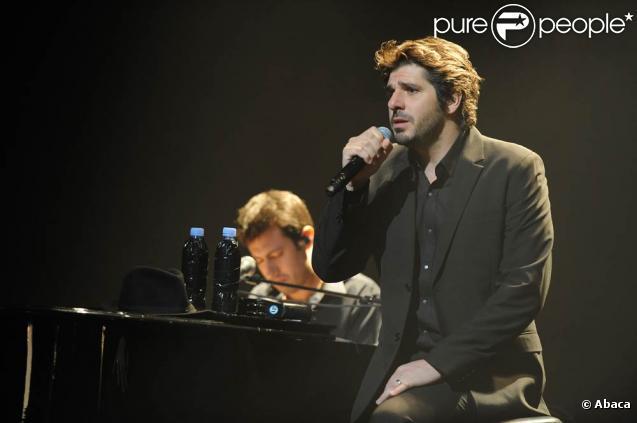 Patrick Fiori en concert à Genève le 6 novembre 2009