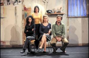 Sarah Biasini et Salomé Lelouch : des filles de stars... unies par une même passion !
