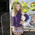Kathryn Newton, 12 ans, vue dans All my Children, lors de la première du dessin-animé Planète 51 à Westwood en Californie le 14 novembre 2009