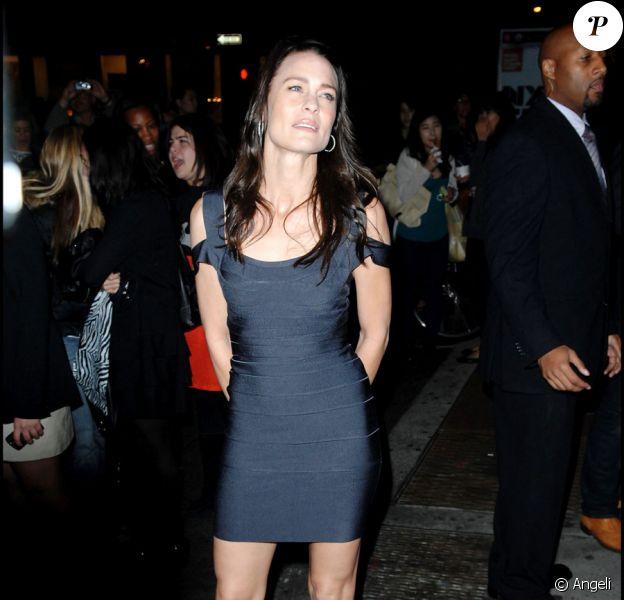 Robin Wright à l'avant-première des Vies Privées de Pippa Lee à New York, le 15/11/09