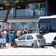 L'hôtel où séjournait Madonna à Rio de Janeiro, envahi par les fans
