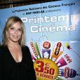 Marie Guillard à la conférence de presse du Printemps du Cinéma