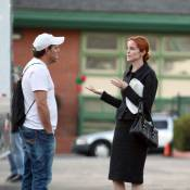 Marcia Cross : De retour sur le tournage de Desperate Housewives mais légèrement... blessée !