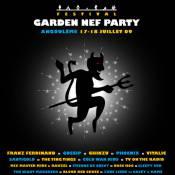 Mort au pays des festivals : la Garden Nef Party jette l'éponge...