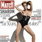 Sharon Stone : Sa sublime poitrine... censurée aux Etats-Unis !