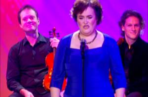 Susan Boyle : Revivez sa prestation au Grand Journal de Canal+ !