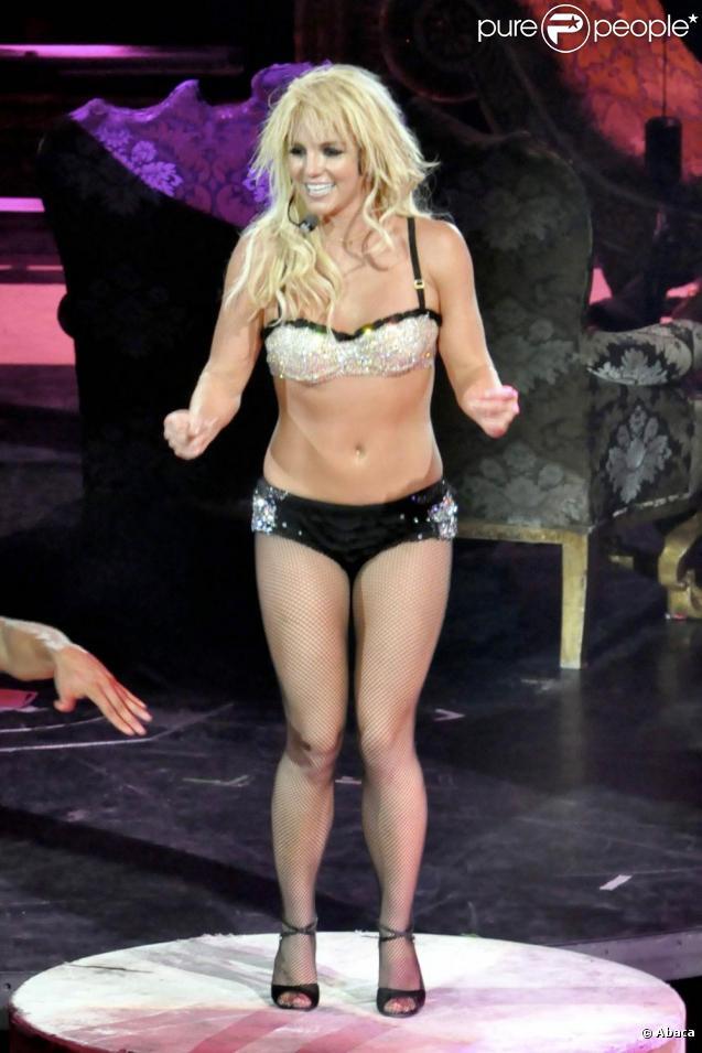Les fans italiennes de Britney Spears s'étaient réunis le 20 novembre pour rendre hommage à leur idole... qui se trouve actuellement en Australie pour boucler les dernières dates de son  Circus Tour .
