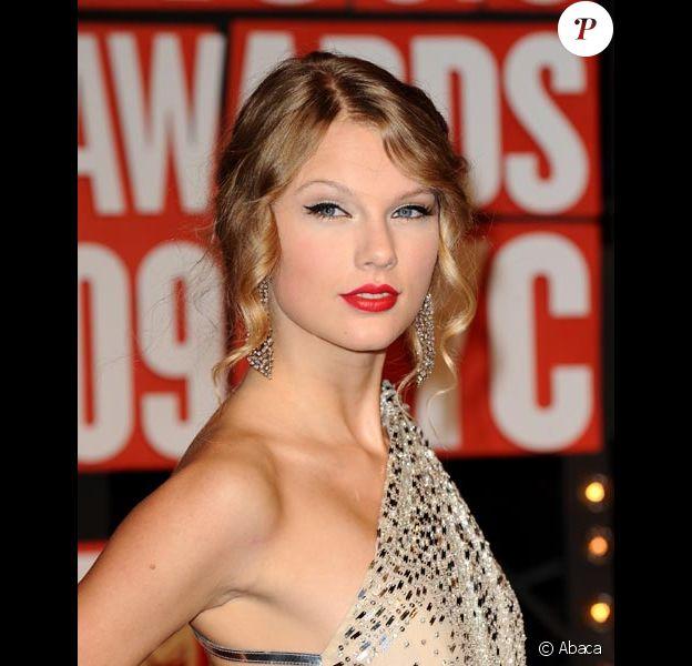 Taylor Swift en septembre 2009
