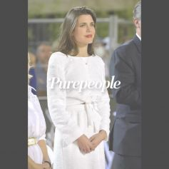 Charlotte Casirahi en Birkenstock et robe nuisette : apparition décontractée avec Dimitri Rassam