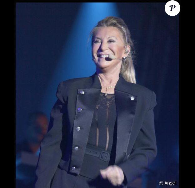 """Sheila en concert """"Âge Tendre et têtes de bois"""" (20 novembre 2009, Valence)"""