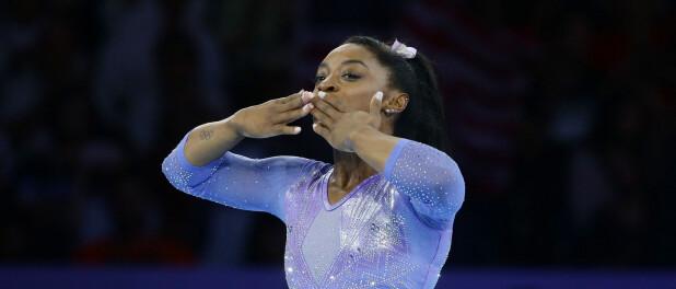 JO 2021 - Simone Biles victime de