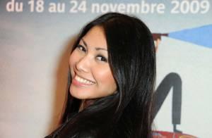 Les superbes Anggun, Audrey Dana et Isabelle Doval illuminent de leur beauté... le festival à La Pagode !