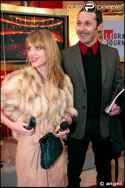 Melanie Laurent couple